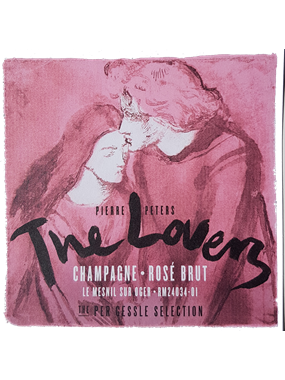 Champagne The Lovers Rosé