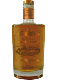 Castello di Brolio Grappa NV 500 ml